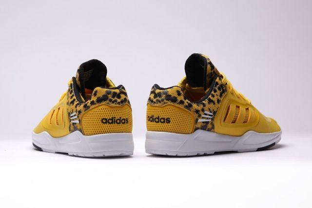 Adidas Tech Super 3 0 Tribe Yellow 2