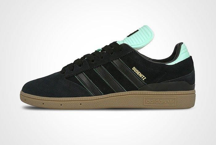Adidas Busenitz Black Ice Green Gum Thumb