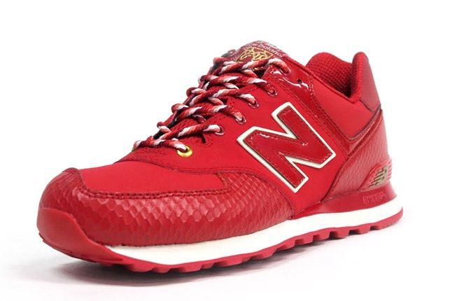 Nb Year Of The Snake Red Front 1