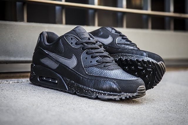 Nike Air Max Black Speckle