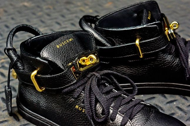 Buscemi 100Mm Shoe 2
