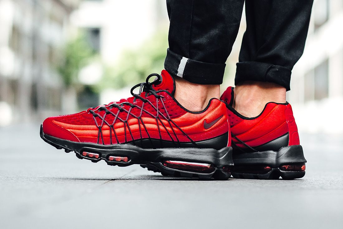 Nike Air Max 95 Ultra Se Gym Red7