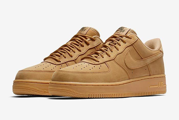Nike Air Force 1 Low Wheat Aa4061 200