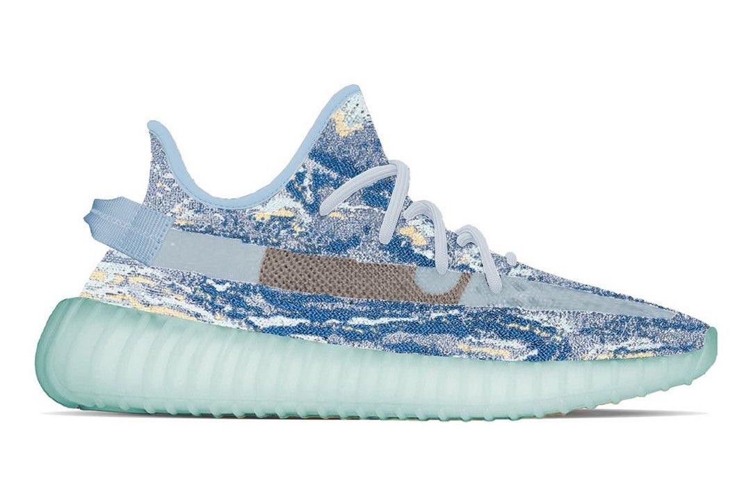 adidas Yeezy Boost 350 V2 'MX Blue'