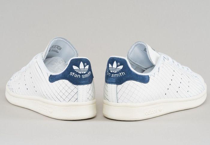 Adidas Stan Smith Sliced Leather 3