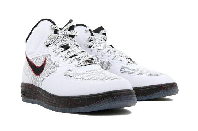 Nike Lunar Force 1 High University Red 1