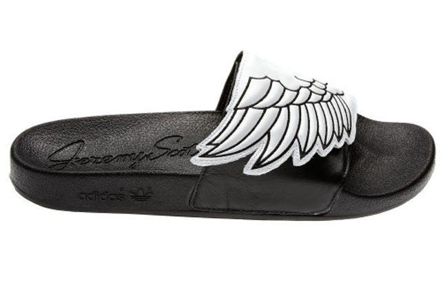 Jeremy Scott Wings Adilette Slide 1 1
