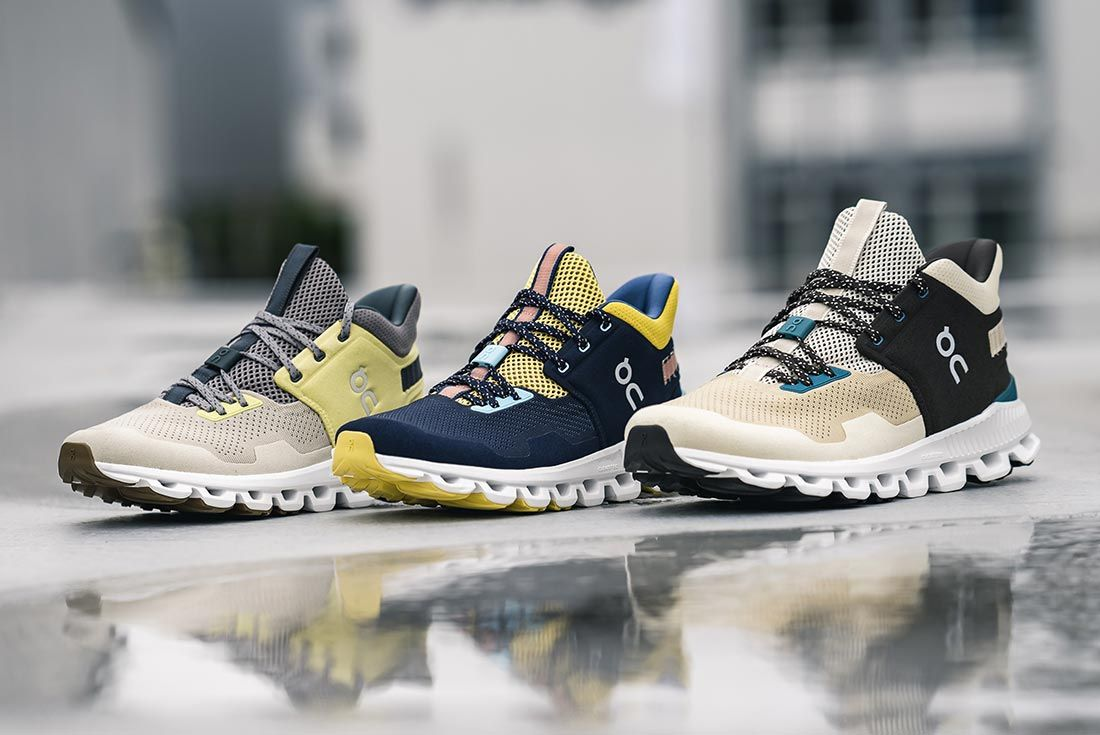 On Running Cloud High Edge Three Pack Low