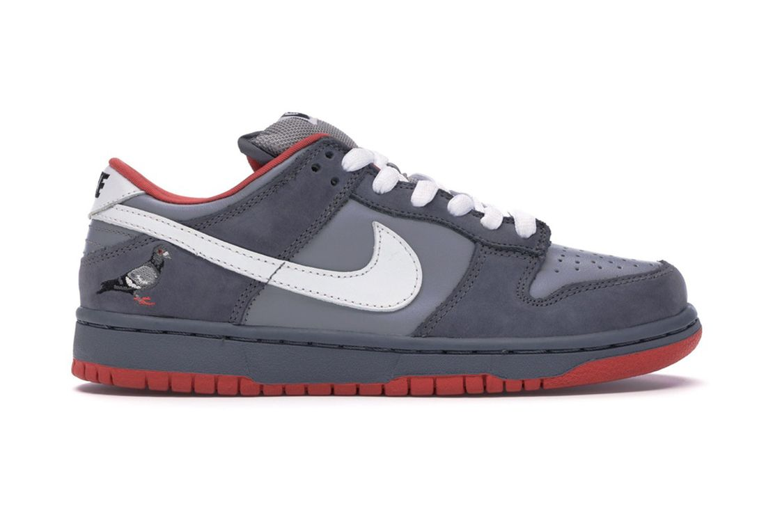 Staple Nike Sb Dunk Low Pigeon 304292 011 Lateral
