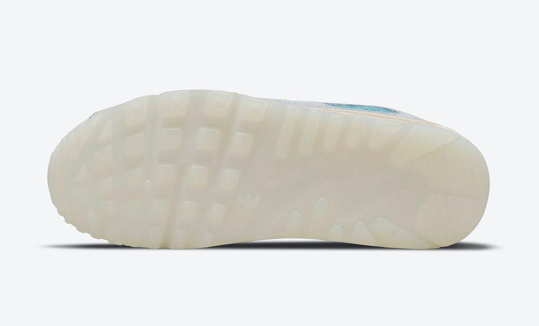 Nike Air Max 90 Fossil Stone