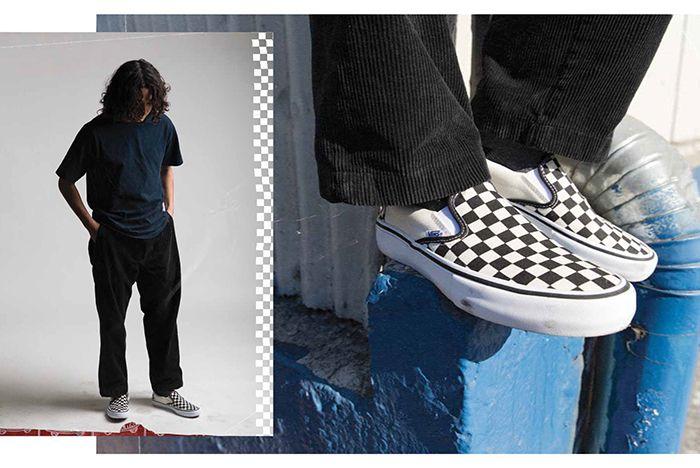 Jason Dill Vans Checkered Pack 6