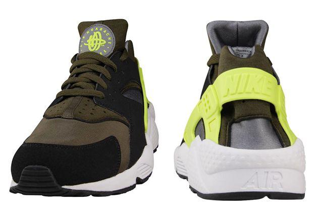Nike Air Huarache Volt Dark Loden