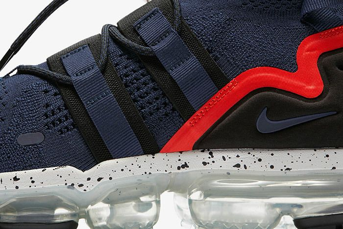 Nike Air Vapormax Utility Collegiate Navy Blue Small