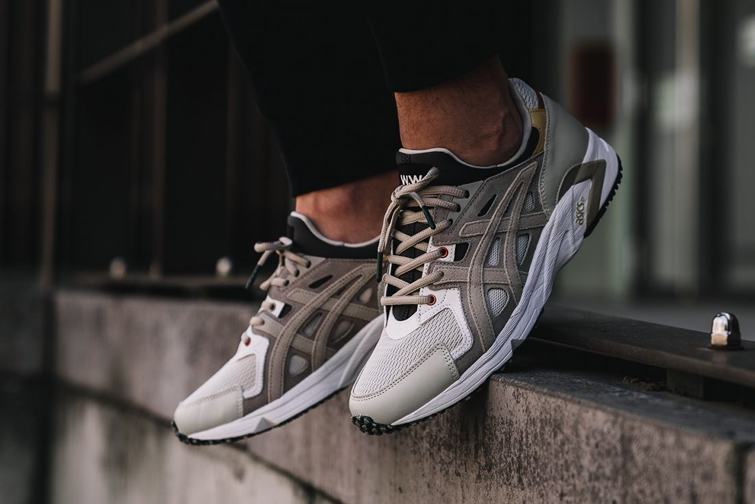 Wood Wood X Asics Gel Ds Trainer Og Beige4