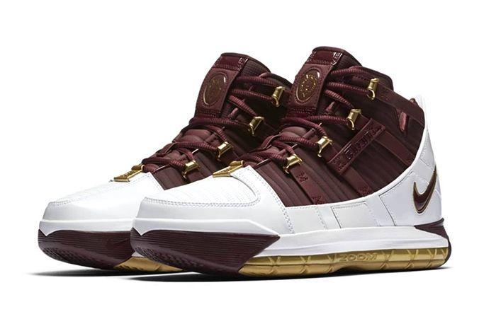 Nike Zoom Lebron 3 Christ The King 2018 1