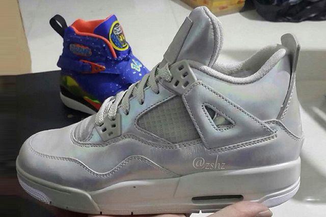Air Jordan 4 Gs Pearl 2