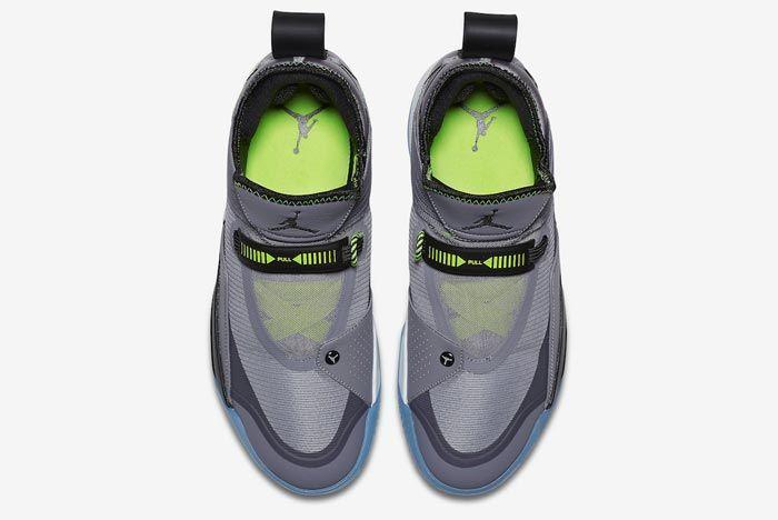 Air Jordan 33 Cement Grey Top