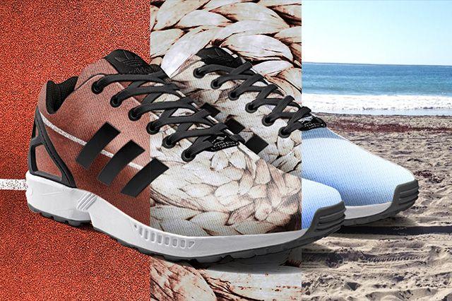 Zx Flux Set To Hit Mi Adidas With Photo Print Option 7