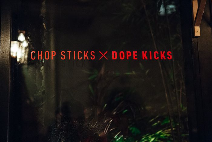 Chopsticks And Dope Kicks Recap