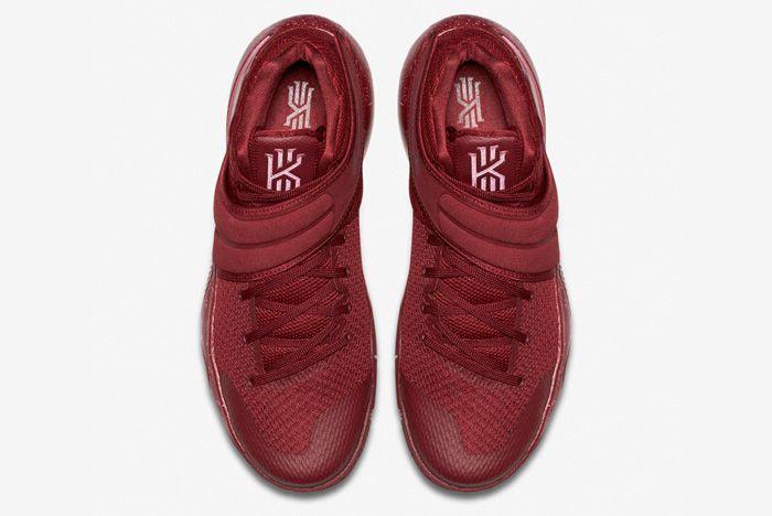 Nike Kyrie 2 Red Velvet 4