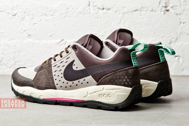 Nike Air Alder Low Classic Brown Cobblestone 1