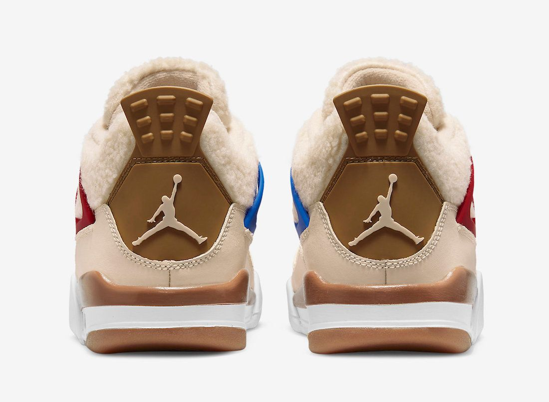 Air Jordan 4 'Where the Wild Things Are'