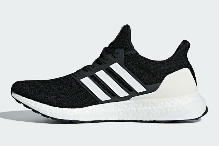 Adidas Ultra Boost Show Your Stripes Core Black Cloud White Carbon Aq0062 4