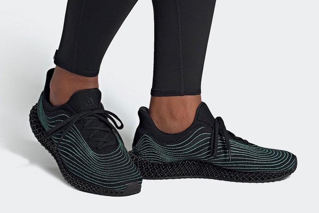 Parley x adidas UltraBOOST Uncaged 4D