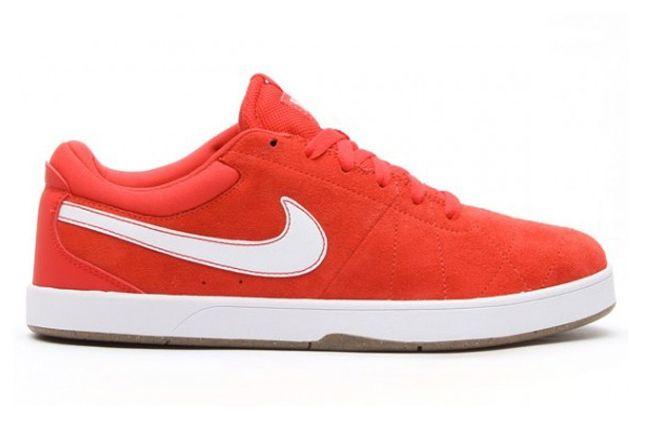 Nike Sb Rabona Red Profile 1