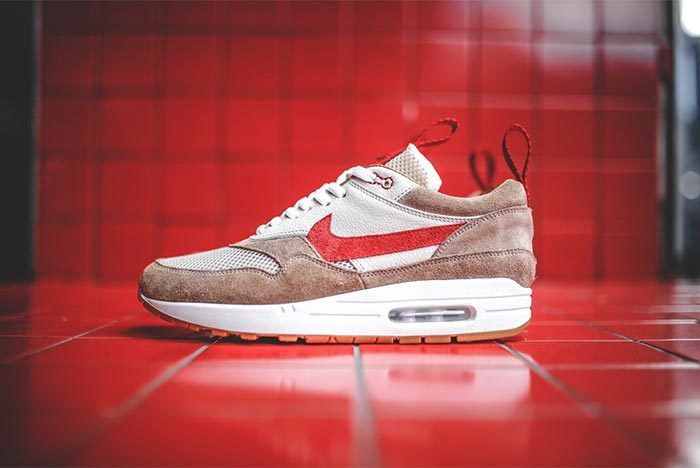 Chase Shiel Air Max 1 Mars Yard Custom 1