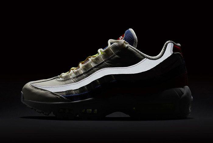 Nike Colour Pack Air Max 95 1