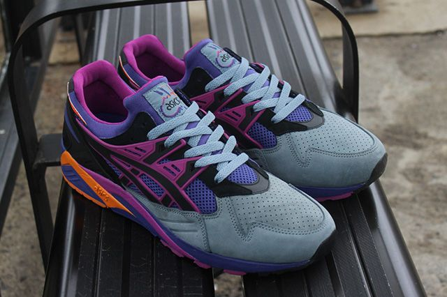 Packer Shoes X Asics Gel Kayano Trainer Vol 2