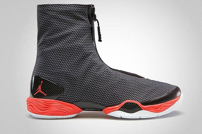 Air Jordan Xx8 Carbon Fiber Profile 1