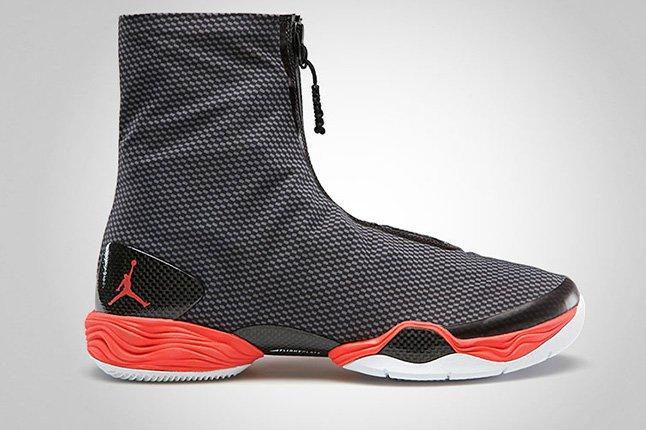 Air Jordan Xx8 Carbon Fiber Profile 1