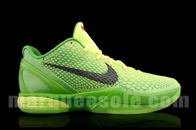 Nike Zoom Kobe Vi Christmas 11 1 1