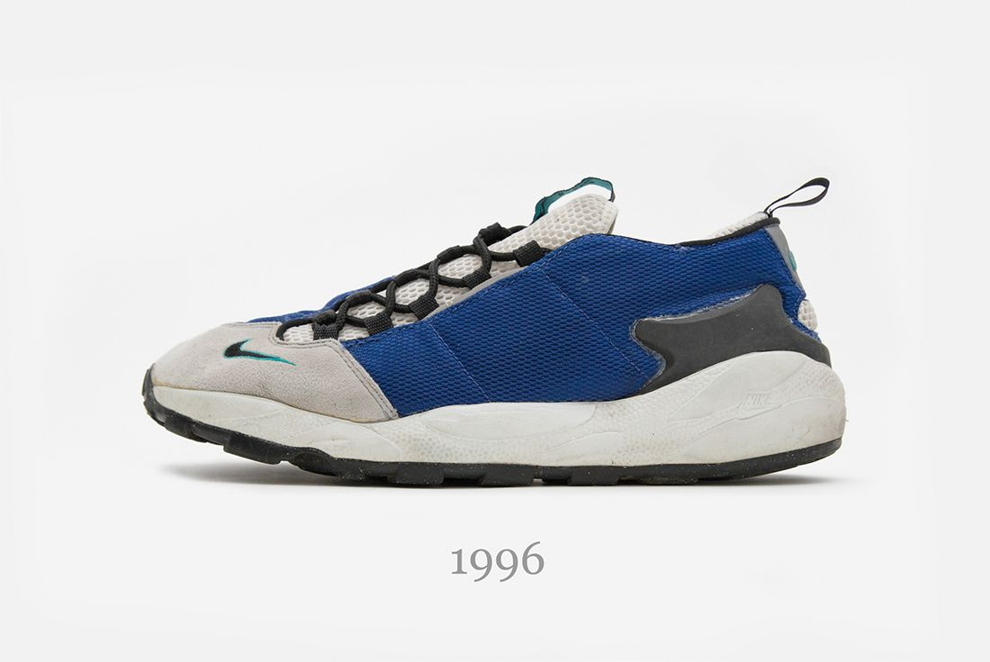 History Of The Nike Air Footscape