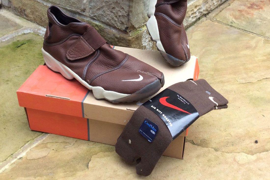 Nike Air Rift Cover Brown
