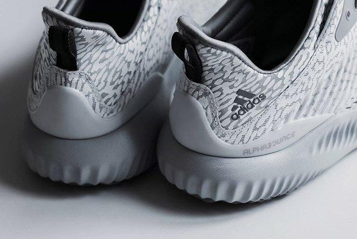 Adidas Alphabounce Grey Aramis 5