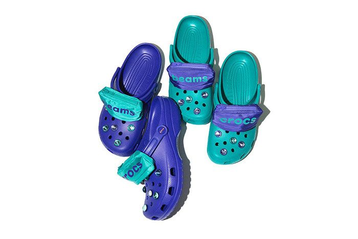Beams Crocs Spring Summer 2019 Collaboration Collection 2 Group