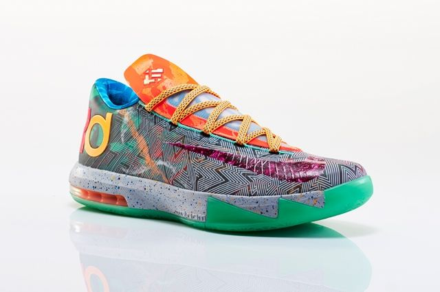 Nike What The Kd Vi 7