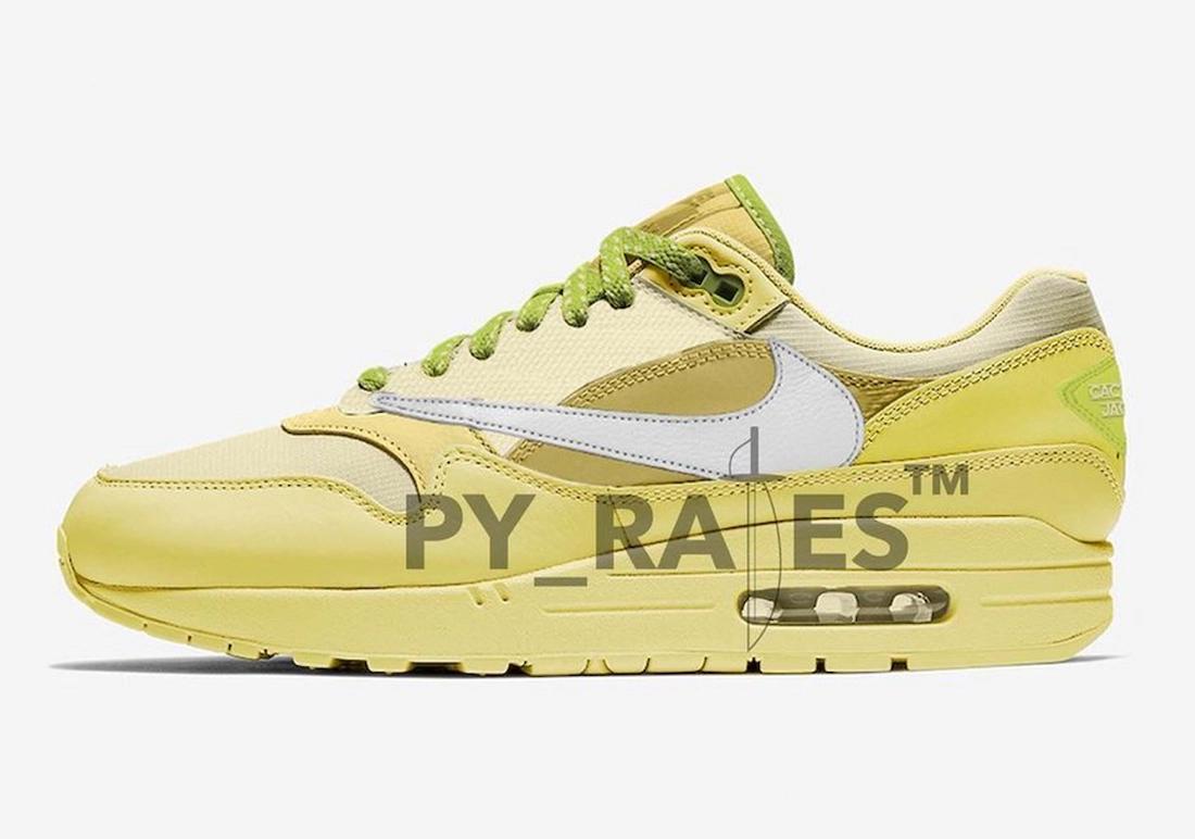 Travis Scott x Nike Air Max 1 Py_Rates_ Mockup