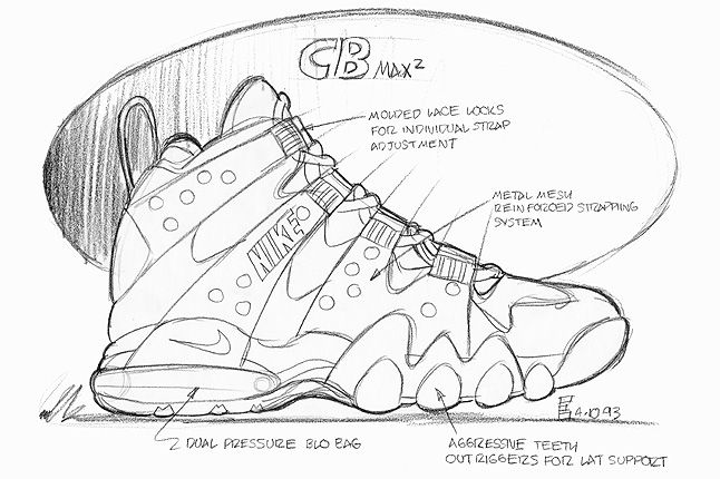 The Making Of The Nike Air Max2 Cb 6 1