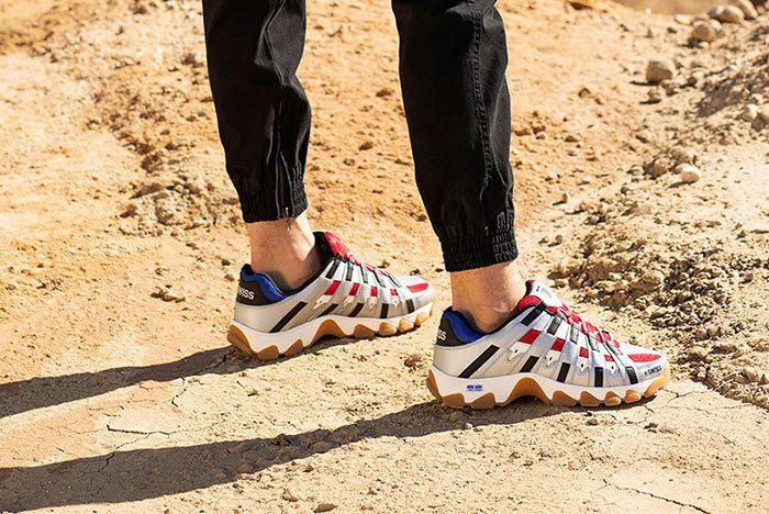 K Swiss Apollo Sneaker Freaker2