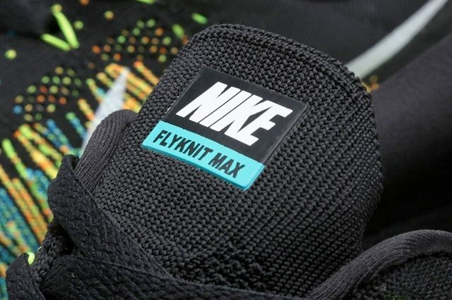 Nike Flyknit Max Turbo Green 5