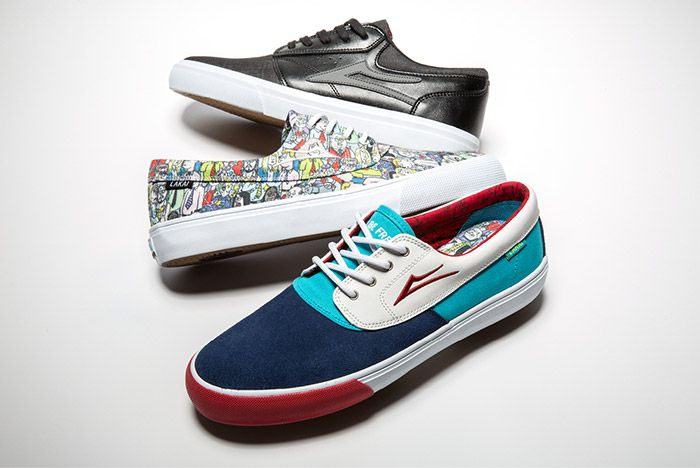 Workaholics Lakai Footwear Collection 11