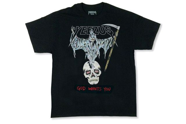 Yeezus Tour Merchandise 8