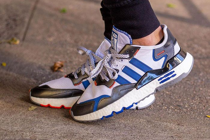 Adidas Star Wars Nmite Jogger R2 D2 On Foot3
