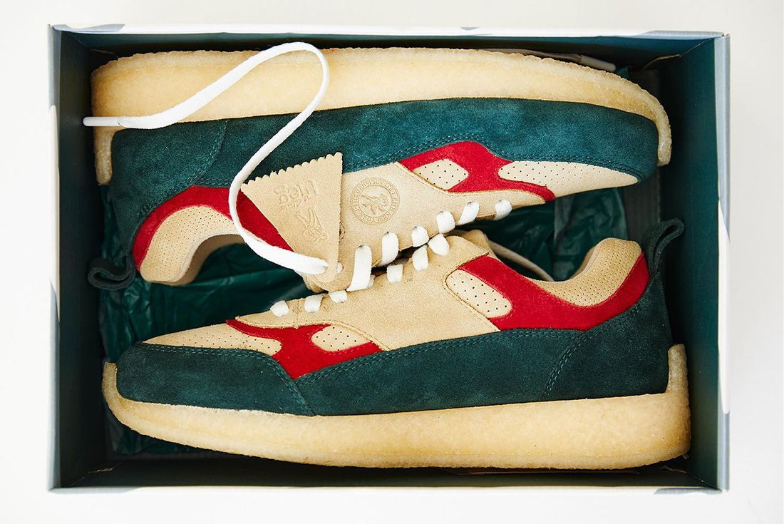 Ronnie Fieg Clarks Originals
