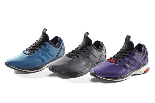 Adidas Zx Flux Tech Textile Pack 10