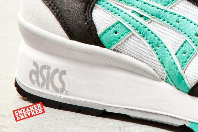 Asics Gt Cool Black Mint 4 Heel Detail 1